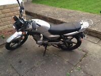 Cheap Yamaha YBR 125 for sale