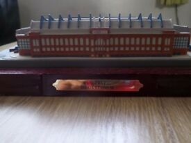 IBROX STADIUM MODEL - VERY RARE & VERY COLLECTABLE