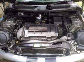 Mini Cooper S R53 £3950 ovno.