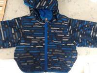 Columbia jacket 6-12 months BNWT