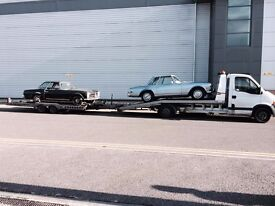 Essex Car Transport & Recovery Services - Breakdown, Classic Car Transport and Shipping