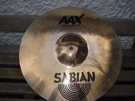 """16"""" Sabian AAX Explosion crash cymbal"""