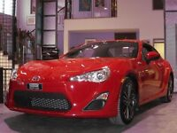 2013 Scion FR-S Demo