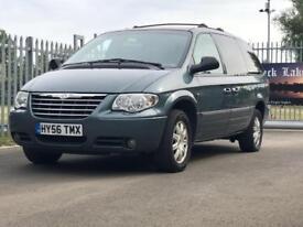 Chrysler grand voyager 3.3 petrol 7 seater fully loaded