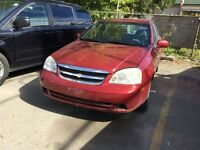 2005 Chevrolet Optra LS * JUST IN * AS IS