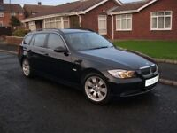 BMW 325 Estate, Se Touring, 6 Speed, 1 Owner car. £2,475.ono (P/X Welcome)