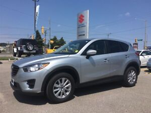 2016 Mazda CX-5 GX ~All-Wheel Drive ~Fuel Economy ~Cargo Capacit