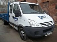 iveco daily 35c15 flatbed