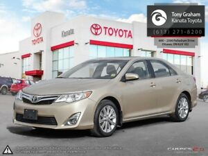 2012 Toyota Camry XLE V6 XLE V6+Leather+Sunroof