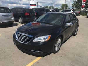2012 Chrysler 200 Loaded; Leather, Roof, Navi, Back-Up Camera an London Ontario image 9