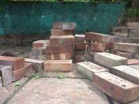 'London' Bricks 50p each or best offer