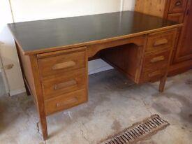 1930's Office Desk