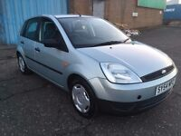 (54) Ford Fiesta 1.2 , mot - September 2017 , only 27,000 miles ,1 owner from new ,corsa,clio,punto,