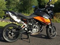 KTM 990 SM-T 2010 Low 5877 miles, very clean + extras.