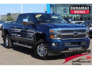2016 Chevrolet Silverado 3500 High Country| Sun| Nav| H/C Leath|