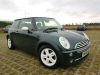 2006 MINI COOPER 1.6 PETROL MANUAL. FULL SERVICE HISTORY.