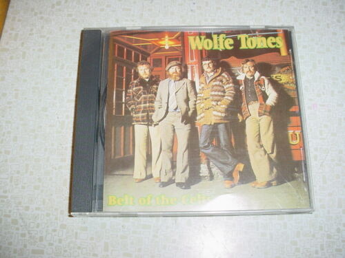 CD Wolfe Tones, The : Belt of the Celts