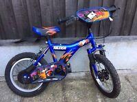 "Boy's 14"" Raleigh bike - good condition"
