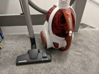 Hoover Spritz Bagless Vacuum Excellent Condition