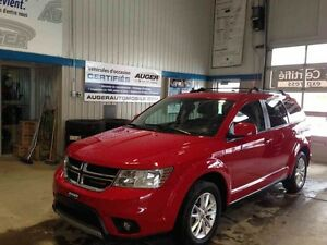2013 Dodge JOURNEY FWD SXT