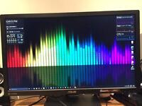 """ASUS PB278Q 2560x1440 IPS 2k 27"""" Monitor"""