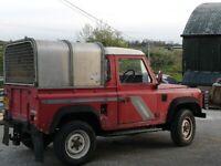 Land Rover, DEFENDER, Panel Van, 1997, Manual, 2495 (cc)