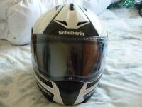 used schuberth c3 pro