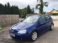 2005 Volkwagen Golf 2.0 GT TDI (Not leon, jetta, a3, a4, 207, focus, superb)