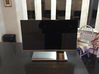 Acer 24 inch IPS monitor - FAULTY SPARES OR REPAIR