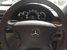 Mercedes s class 320cdi 2001 £1550 Ono