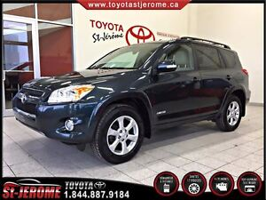 2010 Toyota RAV4 * LIMITED * 2WD * GR ELECT * MAGS * TOIT *