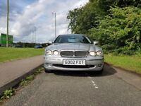 Jaguar X-Type 3.0 V6 Sport (AWD) 2002 4dr no mot hence price cheap not used £1100