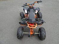 125cc Quad as new