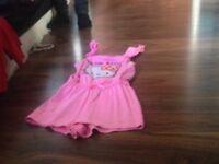 a hello kitty dress