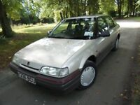 1992 ROVER 216 SLI 12 MTHS MOT HONDA ENGINE LOW MILES MANUAL ( CLASSIC)