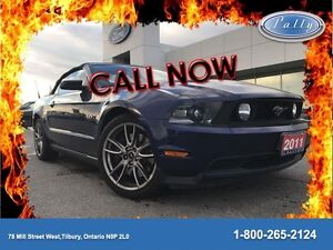 2011 Ford Mustang GT, One Owner, 46481 kms, Mint!