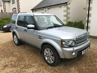 Land Rover Discovery SDV6 XS (updated model).