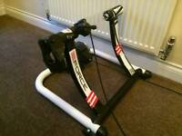 Elite force turbo trainer cycle trainer