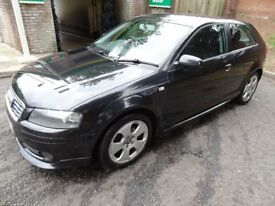 AUDI A3 FSI SPORTBACK 2.0 PETROL S LINE BODY KIT S3 DSG TDI GTI LIKE VW GOLF POLO FORD FOCUS FIESTA