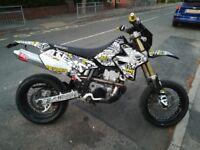Drz400 2007 swap