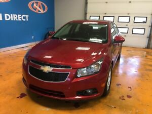 2014 Chevrolet Cruze 2LT NAVI/ LEATHER/ REMOTE START!