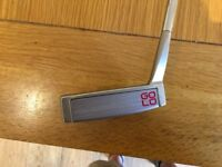"Scotty Cameron GoLo 3 putter 34"" with original headcover"