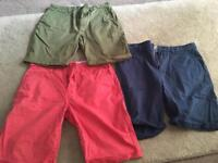 Next mens chino shorts