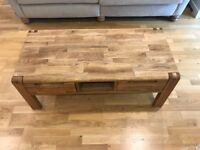Oak Coffee Table (House of Fraser)