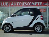 2009 smart fortwo 2dr Cpe