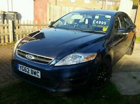 FORD MONDEO 2012 AA CHECKED