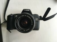 Canon EOS Rebel G FILM SLR Camera with 35-80mm Lens