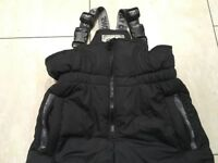 Waterproof winter trousers for a 1-1,5 years old toddler