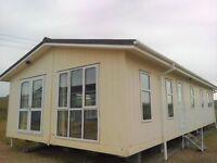 Bungalow Park Home at Millglen Lodges Ardrossan KA22 8PN