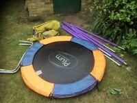 130cm kids trampoline